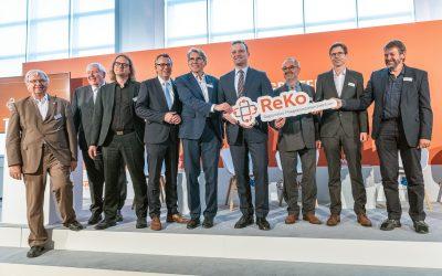 Erfolgreicher Projektstart von Reko