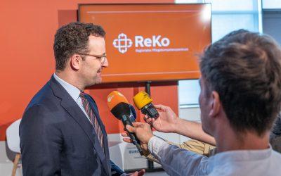 ReKo-Team wächst weiter – Bereitstellung von Büros bei Kooperationspartnern
