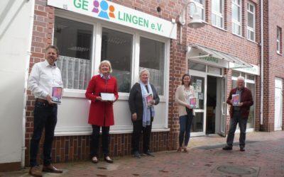 Digitale Teilhabe auch im Alter – Seniorenvertretung der Stadt Lingen (Ems) erhält Tablets von der Gesundheitsregion EUREGIO e.V.